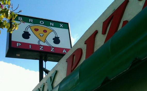 Bronx Pizza