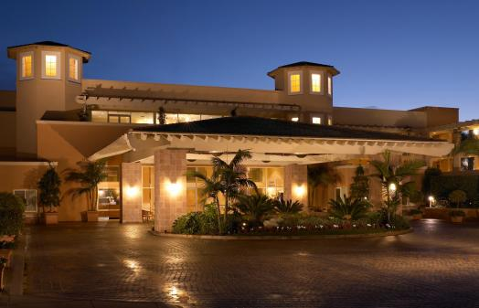 Grand Pacific Palisades Resort Exterior