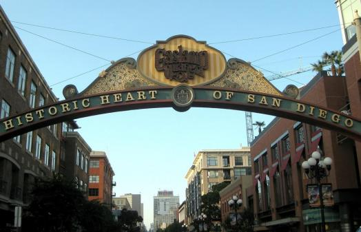 San Diego Gaslamp District Boutique Hotels