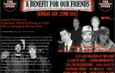 San Diego Comics Host Benefit For Fallen Friend