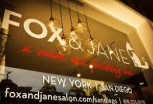 Fox and Jane Salon San Diego