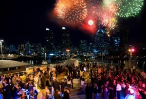 New Years Eve Yacht Party 2012