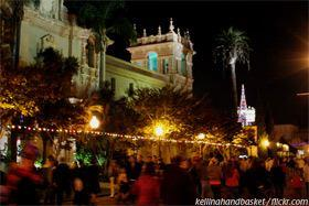 wander through balboa park and see top notch musical and dance performances by the san diego - Best Christmas Lights In San Diego