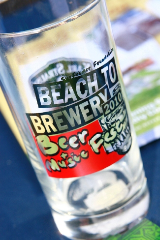 Beach to Brewery 2010