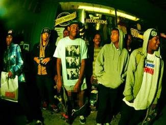 Odd Future Wolf Gang Kill Them All