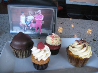 Cups Lounge in La Jolla offers cooking classes as well as sweet treats.