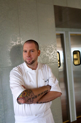 Chef Jason Maitland of Flavor in Del Mar.