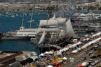 The Maritime Museum of San Diego