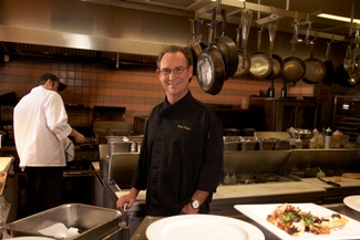Executive Chef Steve Pickell