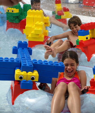The LEGOLAND Water Park