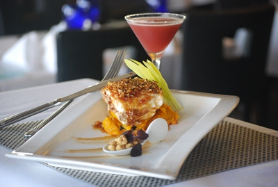 Blue Point Coastal Cuisine is one of the many restaurants participating in San Diego Restaurant Week.