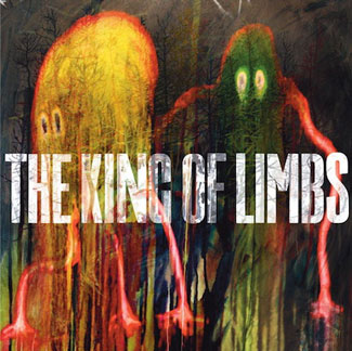 The King of Limbs album cover, by Radiohead