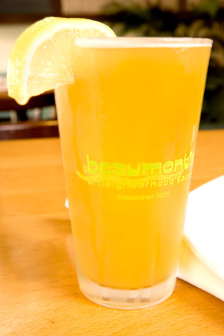 Beaumont's Eatery will host Spring Beer Thing June 4.