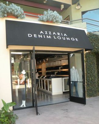 Azzaria Denim Lounge in Cardiff