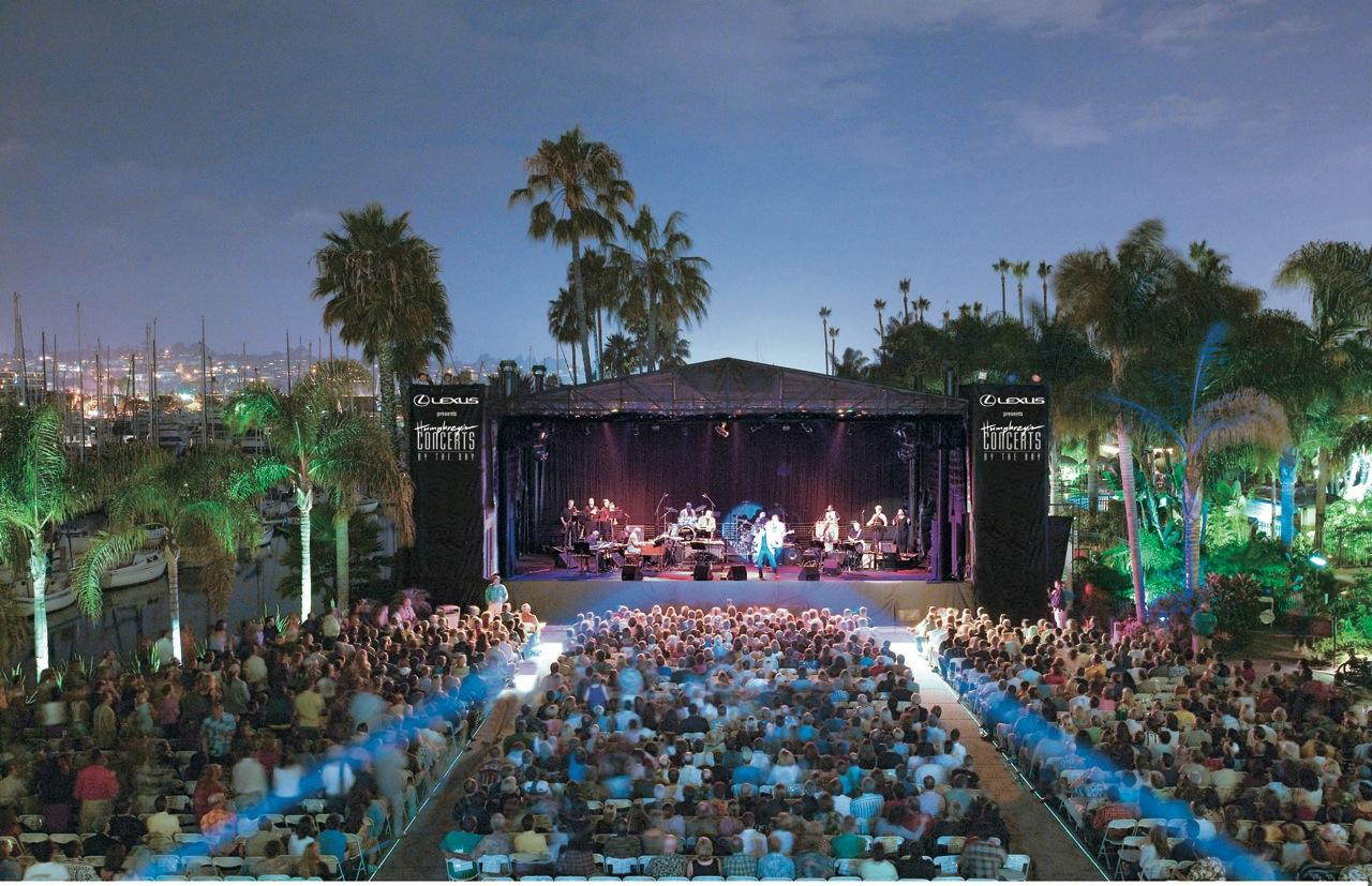 Humphreys Concerts By The Bay | SanDiego.com
