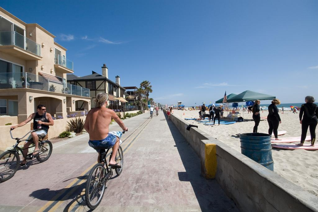 Hotels Close To The Beach In San Diego