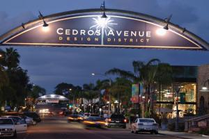 A Day On Cedros Avenue Sango