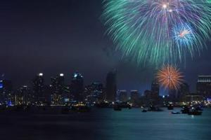 4th of July Fireworks San Diego California