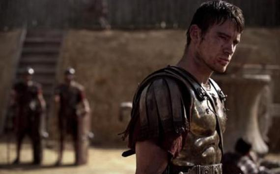 "Channing Tatum as Marcus Aquila in ""The Eagle."""