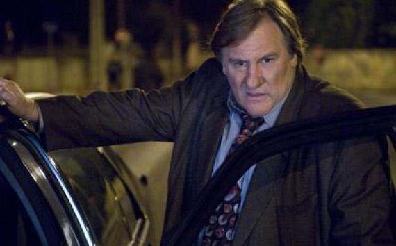 "Grard Depardieu as Paul Bellamy in ""Inspector Bellamy."""