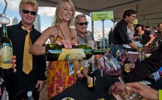 2011 San Diego Bay & Wine Food Festival