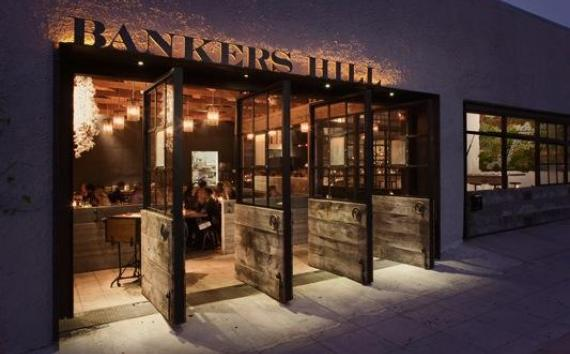 Banker's Hill Bar + Restaurant