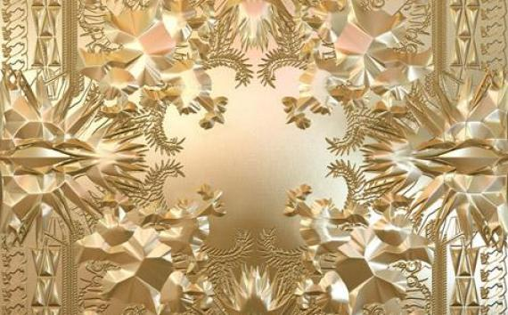 Album cover for Watch The Throne