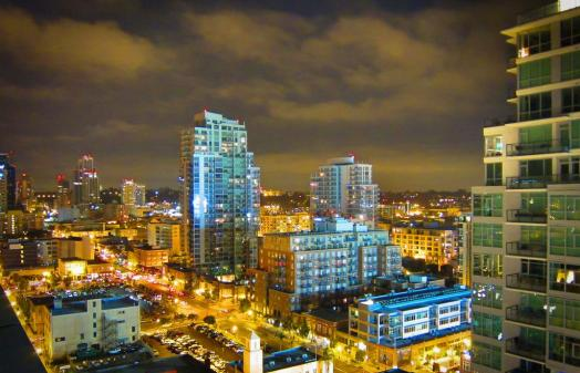 Gaslamp Quarter Hours Directions Guide Sandiego Com