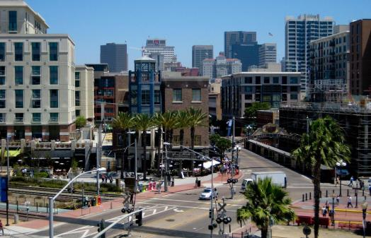 Gaslamp Quarter | Hours, Directions, Guide | SanDiego.com