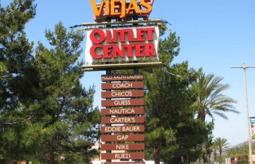 Viejas Outlet Mall