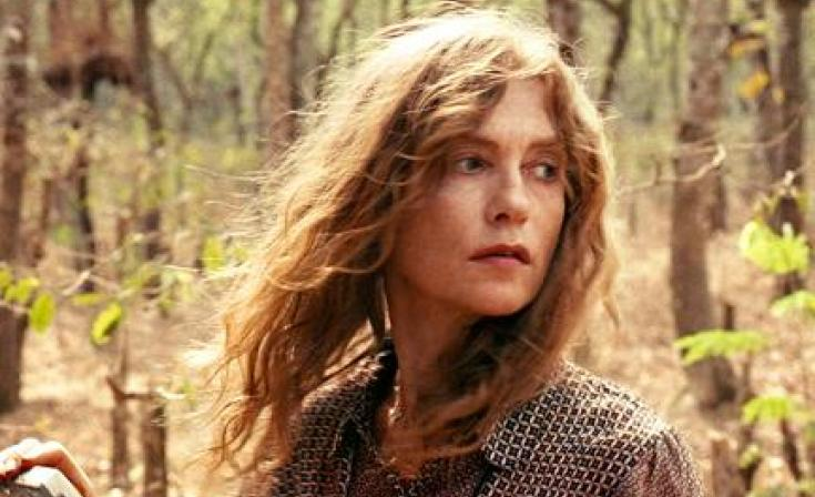 """Isabelle Huppert as Maria Vial in """"White Material."""""""