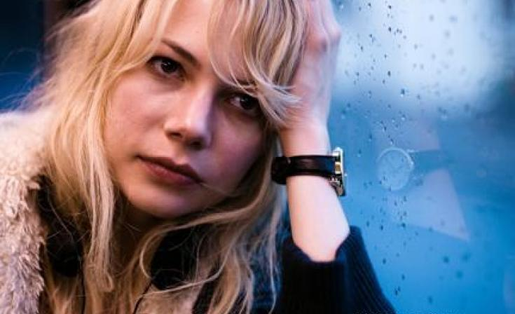 """Michelle Williams as Cindy in """"Blue Valentine."""""""