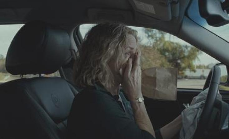 """Melissa Leo as Lois in """"Welcome to the Rileys."""""""
