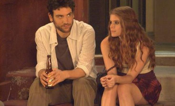 """Josh Radnor as Sam and Kate Mara as Mississippi in """"Happythankyoumoreplease."""""""