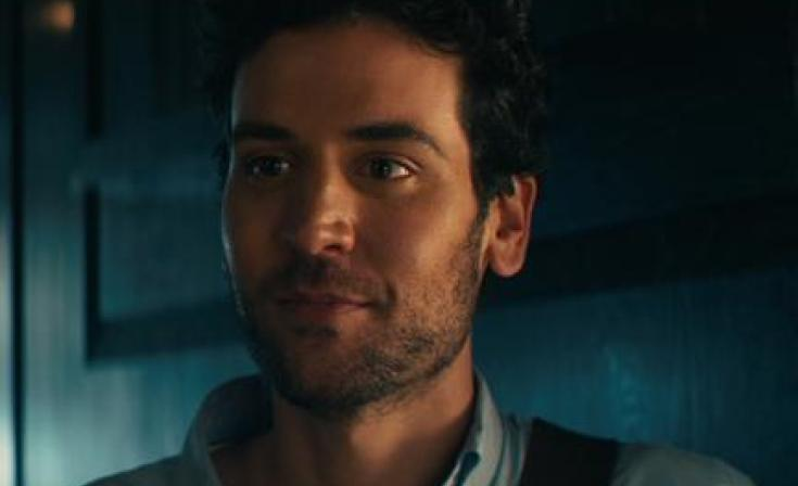 "Josh Radnor as Sam in ""Happythankyoumoreplease."""