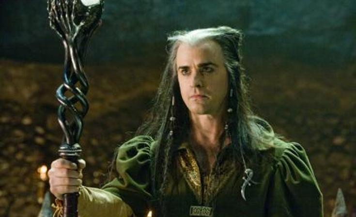 """Justin Theroux as Leezar in """"Your Highness."""""""