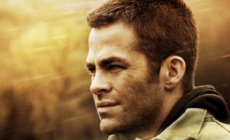 """Chris Pine as Will in """"Unstoppable."""""""