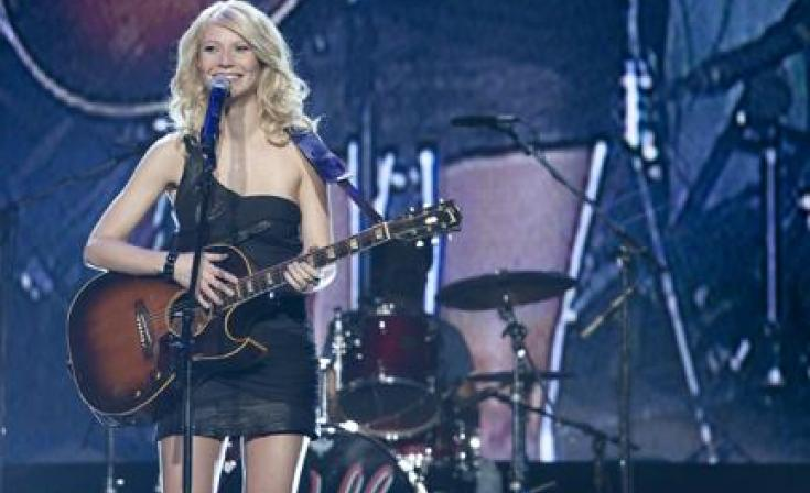 """Gwyneth Paltrow as Kelly in """"Country Strong."""""""