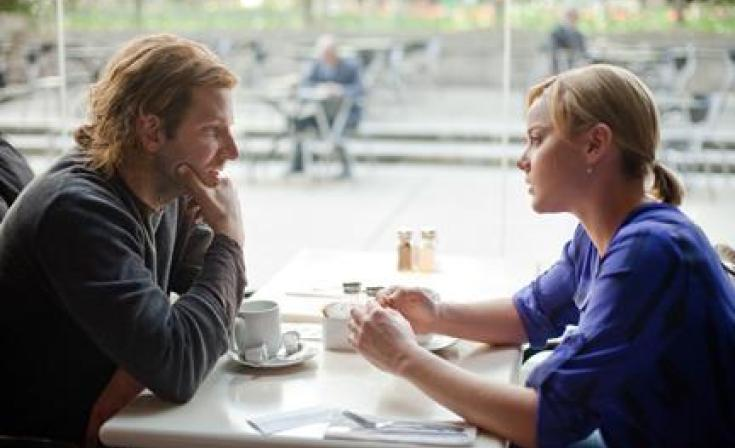 """Bradley Cooper as Eddie Morra and Abbie Cornish as Lindy in """"Limitless."""""""