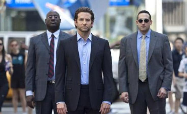 """A scene from """"Limitless."""""""