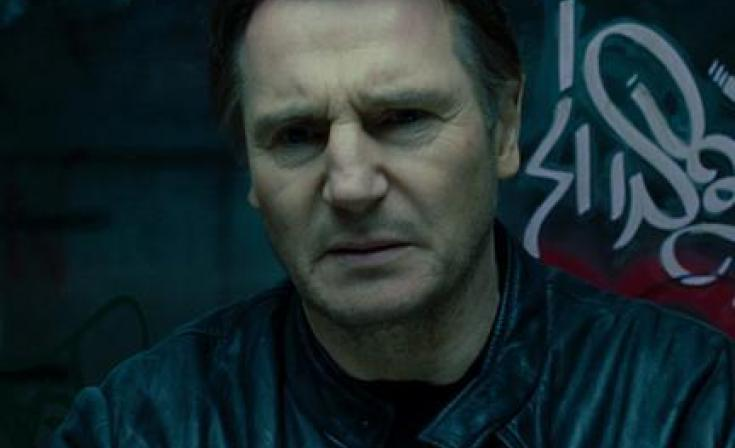 "Liam Neeson as Dr. Martin Harris in ""Unknown."""