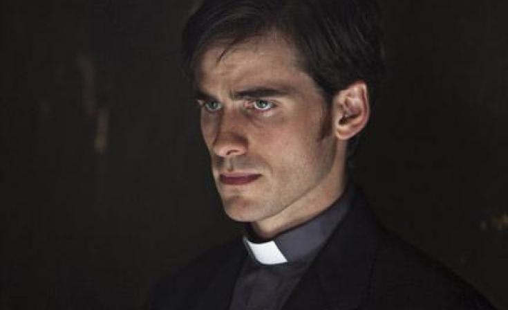 "Colin O'Donoghue as Michael Kovak in ""The Rite."""