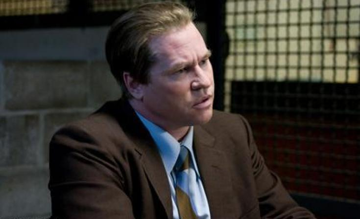 "Val Kilmer as Joe Manditski in ""Kill the Irishman."""
