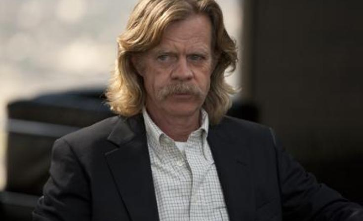 """William H. Macy as Frank Levin in """"The Lincoln Lawyer."""""""