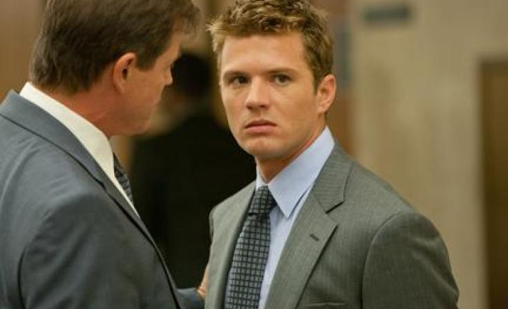 "Ryan Phillippe as Louis Roulet in ""The Lincoln Lawyer."""
