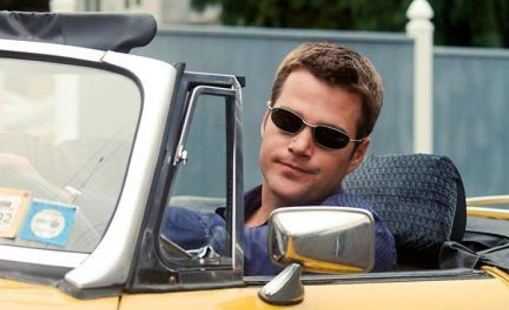 """Chris O'Donnell as Bob in """"A Little Help."""""""