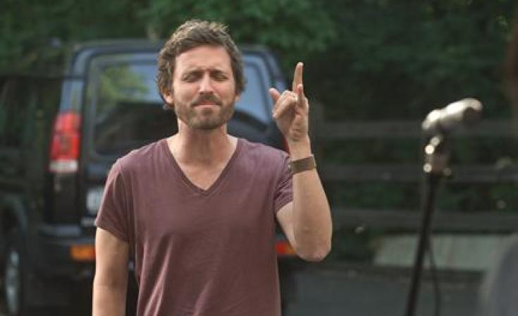 """Rob Benedict as Paul in """"A Little Help."""""""
