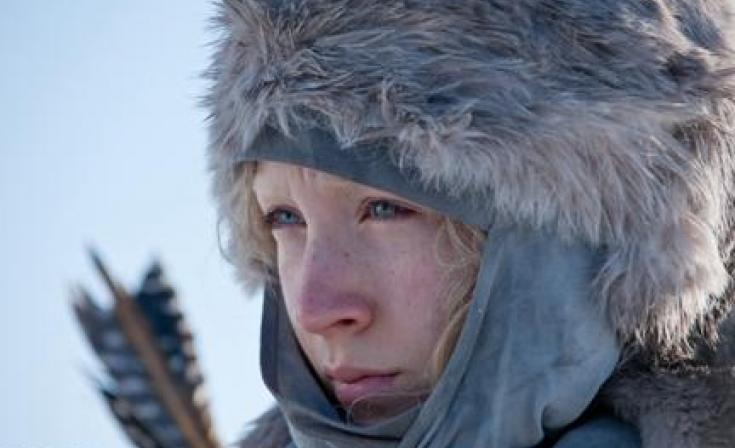 "Saoirse Ronan as Hanna in ""Hanna."""