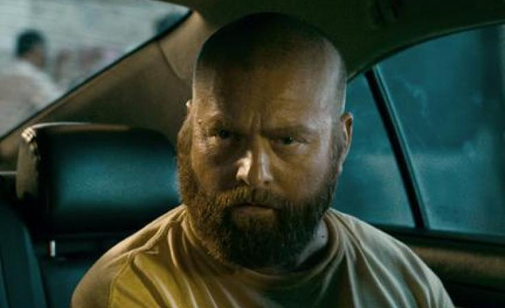 "Zach Gilifianakis as Alan in ""The Hangover Part II."""