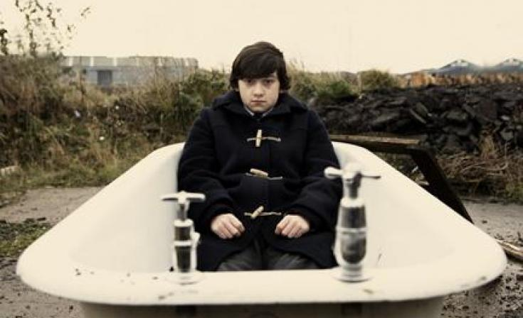 """Craig Roberts as Oliver Tate in """"Submarine."""""""